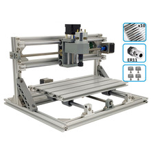 CNC 3018 Pro GRBL Diy mini cnc machine 3 Axis pcb Milling machine,Wood Router laser engraving CNC 3018 Can work offline diy mini cnc milling machine ly 4040 full aluminum pcb engraving for metal 3 4 axis wood router 1 5kw 2 2kw 3 5kw