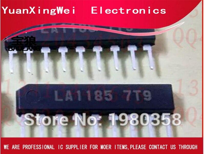 5PCS IC LA1185 SIP9 ORIGINAL NEW