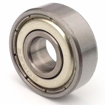 MOCHU Bearing 1pcs 608 608Z 608ZZ 608RS 608-2RS 608-2RSH Deep Groove Ball Bearings Double Shielded image