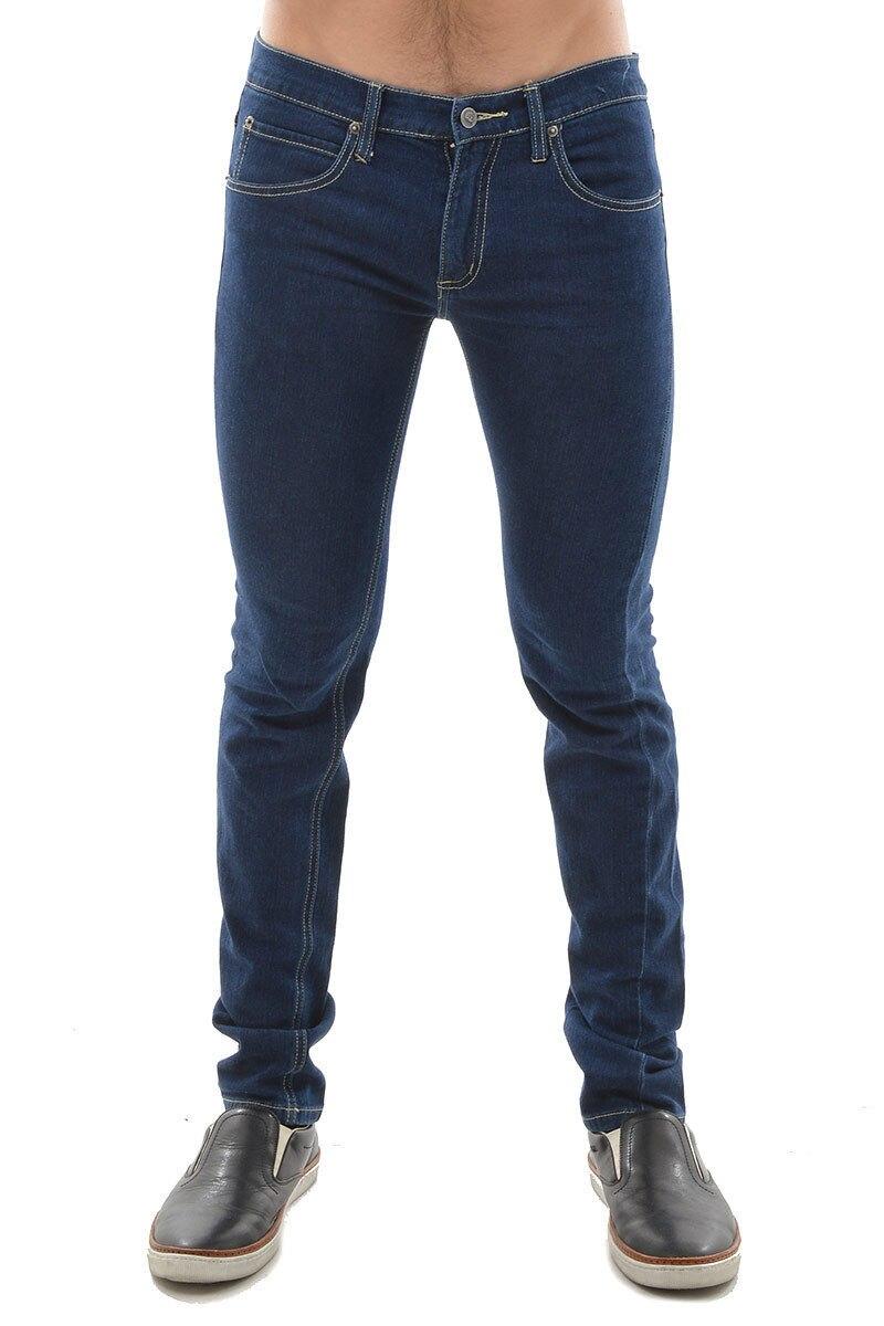 Popular Dark Blue Skinny Jeans Men-Buy Cheap Dark Blue Skinny ...