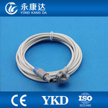 2pcs/pack YKD spo2 sensor suppliers for pediatric/child soft tip spo2 probe works with BCI 6100 9100 3M 7pin