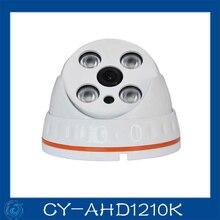 1/4″ CMOS 1000TVL NVP2431H+0141 4PCS array leds IR 20-30m outdoor waterproof cctv camera with Bracket . CY-AHD1210K
