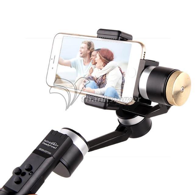 Zhiyun SteadyFone3 SmartPhone de 3 Ejes Cardán Estabilizador de Mano para el Teléfono Inteligente de Vídeo Fotografía