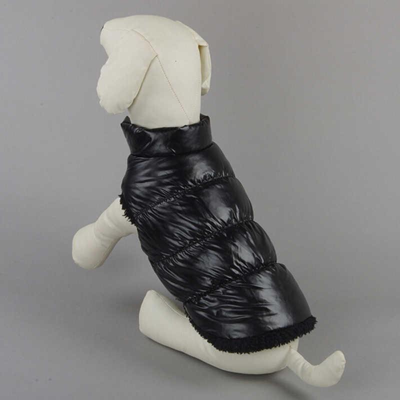 Зимняя одежда для собак, теплое большое пальто для собаки щенка, одежда, водонепроницаемый жилет для питомца, куртка для маленьких средних и больших собак, золотистый ретривер