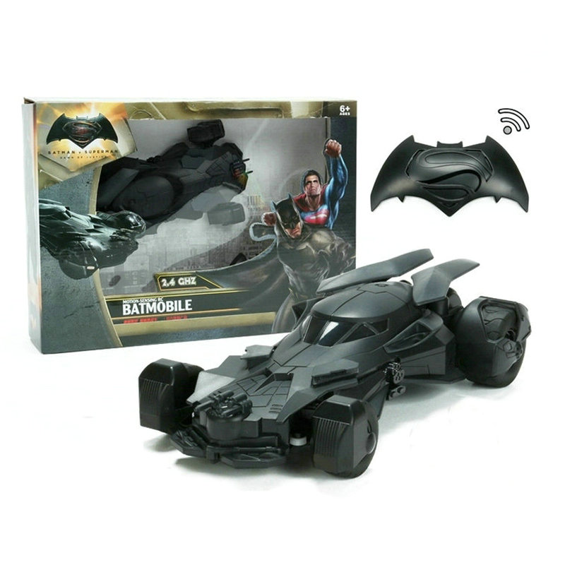 New Arrival 27cm 1:18 Batman Batmobile Car Vehicle Model Toys Dark Knight Mobile Toy for Boy Gift Set HeroTumbler hot wheels batman 3 pack cars includes bone shaker special the joker edition the dark knight batmobile and ford fusion