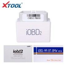 2017 Original XTOOL iOBD2 Bluetooth adapter For BMW Andriod IOS OBDII/EOBDII BT Code Reader by Bluetooth Free Shipping