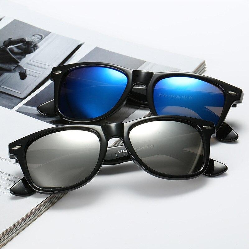 2020 Brand Fashion Black Frame Sunglasses Men Sunglasses Women Driving Mirrors Eyewear Male Sun Glasses gafas oculos|oculos brand|oculos fashionbrand sun glasses - AliExpress