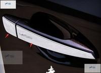 Interior For Lexus ES 250 350 300h CT200h RX270 2014 Stainless Steel Door Handle Cover Trim