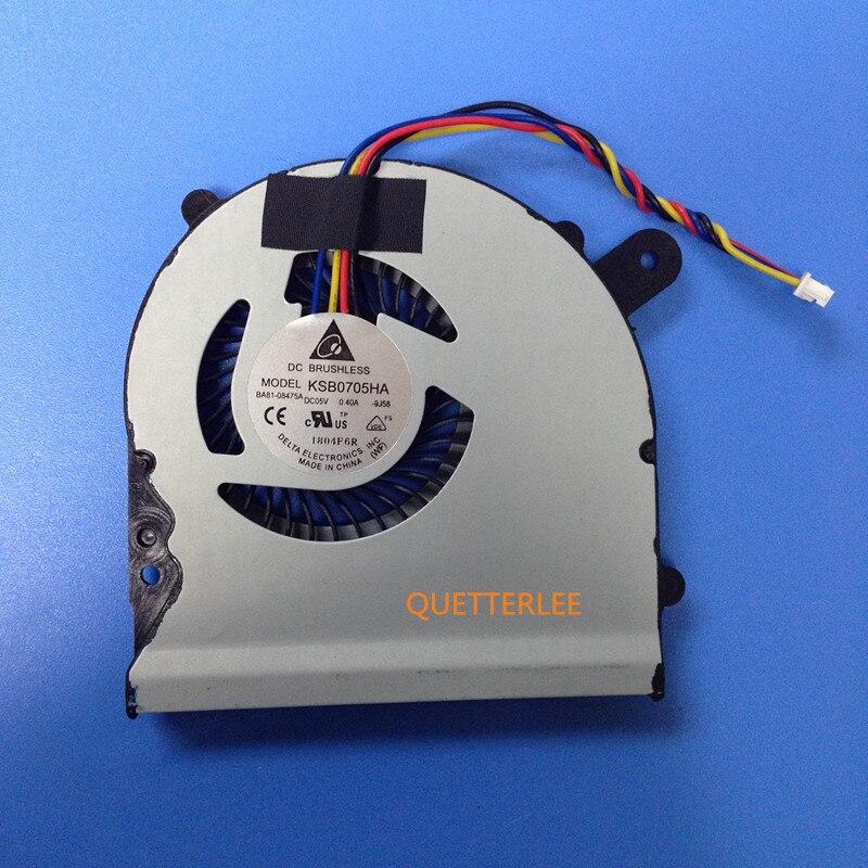 Nouveau Cpu Ventilateur De Refroidissement Pour ASUS S400 S500 S500C S500CA V500C X502 X502C DC Cpu Cooler Radiateurs de Refroidissement Pour Ordinateur Portable Ventilateur