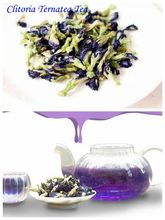 100g.High Quality Clitoria Ternatea Tea.Blue Butterfly Pea tea.Dried kordofan pea flower.Thailand.Free shiping