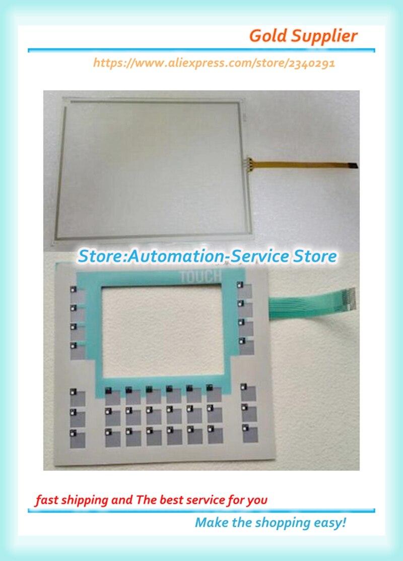 New Touch Screen With Membrane Keypad Use For P177B 6AV6642 6AV6 642-0DC01-1AX0