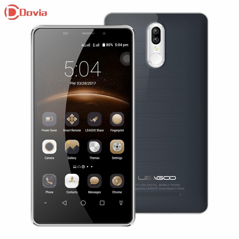 Leagoo M8 Pro 4G Telephone 5 7 Inch MTK6737 Quad Core 2GB 16GB 13 0MP 5