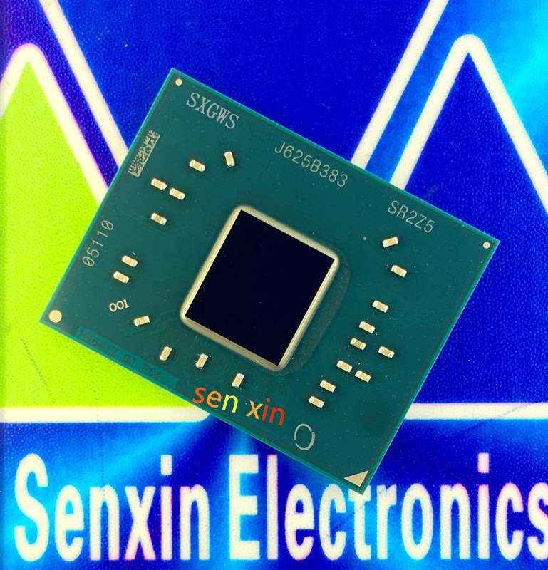 100 NEW Original SR2Z5 BGA chipset with ball IN STOCK For Laptop