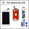 Для pantalla ecran iPhone 6 s ЖК iphone6s 4.7 ''дюймовый экран Замена Лучший AAA БЕЗ Мертвых пикселей с Агрегатом цифрователя