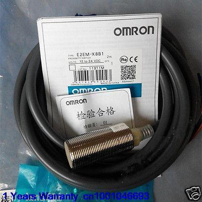 DHL/EUB 5pcs NEW Original for OMRON proximity switch E2EM-X8B1   15-18DHL/EUB 5pcs NEW Original for OMRON proximity switch E2EM-X8B1   15-18