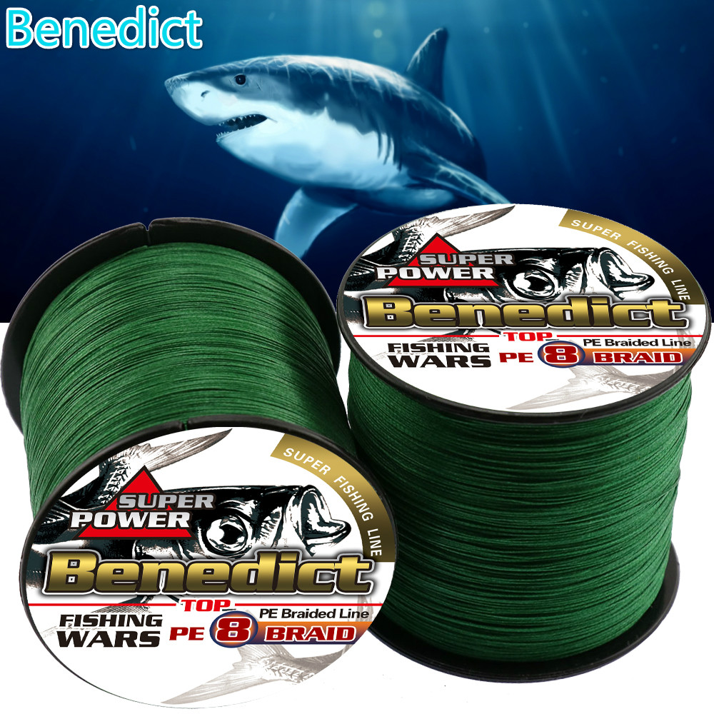Image 3 - fishing braid line 1500m 2000m wire durable sea ocean ice fishing pe line  fishing all 8 weaves ultra high strength  8 300LBS-in Fishing Lines from Sports & Entertainment