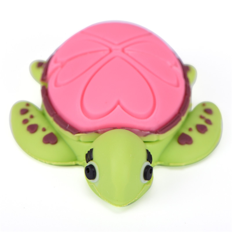 4G/8G/16G/32G/64G Silicone Anime Little Turtle USB2.0 Flash-Memory Stick Pen Drive Disks For Computers Gift