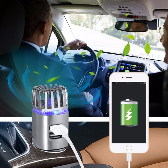 Air purifiers for car for smoke