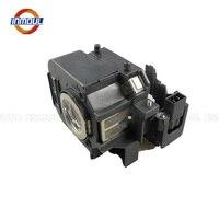 Inmoul 2 adet orijinal lamba projektör epson için ELPLP50 için EB-824/EB-825/EB-826W/EB-84/PowerLite 825 /PowerLite 826 W/PowerLite 84