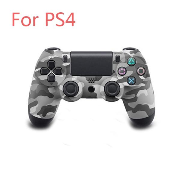 Bluetooth Sans Fil contrôleur de Jeu pour Sony Playstation 4 PS4 Contrôleur Double Choc Vibration Joystick Gamepad pour PlayStation 4