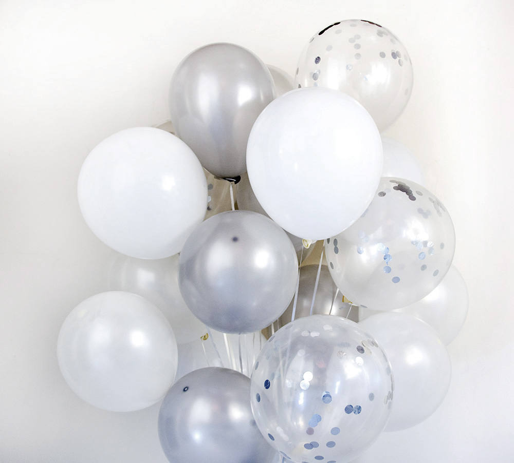 fotos de decoracin de globos