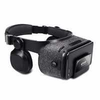 Newest ETVR Z5 3D Glasses Virtual Reality Helmet Google Cardboard VR Box With Headset Stereo For