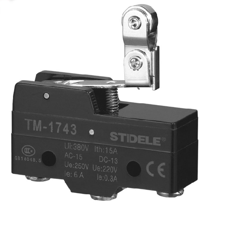 цены  Micro Switch TM-1743 High Temperature Resistence Switch Limit Switch Travel Switch