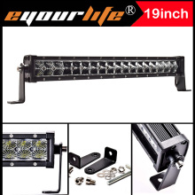 Eyourlife 17 19 inch 90w 12v led bar 24v offroad work light bar for atv off