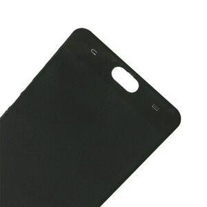 Image 4 - ل Oukitel K6000 زائد شاشة الكريستال السائل مجموعة المحولات الرقمية لشاشة تعمل بلمس طقم تصليح