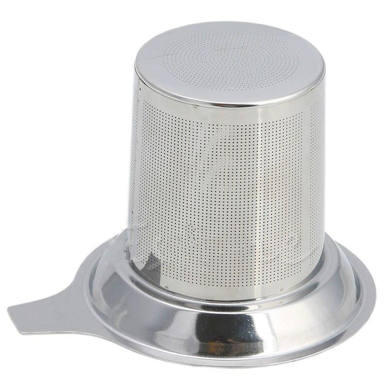 Edelstahlgewebe Tee ei Reusable Sieb Lose Tee Blatt Spice Filter in ...
