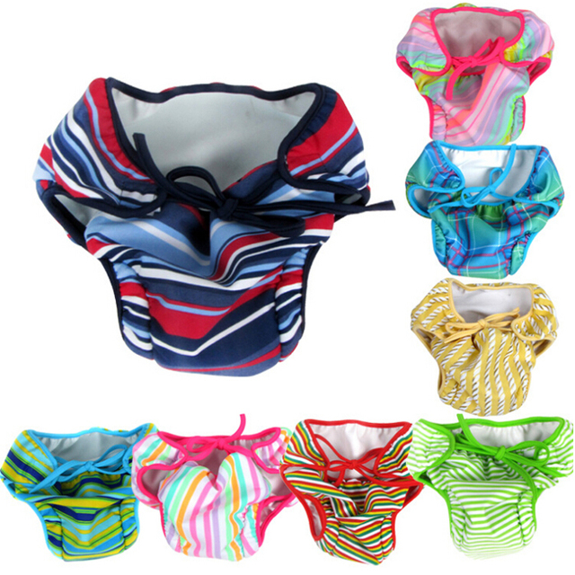 Super Baby Swim Diapers,Cute Baby Cloth Swim Diaper for Babies 11-55lbs