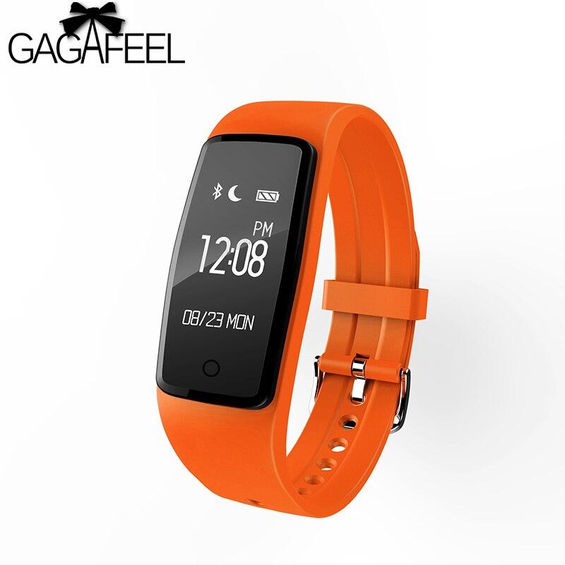 24-Hour Dynamic Heart <font><b>Rate</b></font> Smart Watches Women Men Bracelet Watch for Android IOS Phone Sleep Tracker Smart Watch Clock