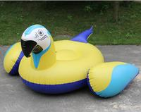 220cm Giant Inflatable Parrot Pool Float Water Fun 3