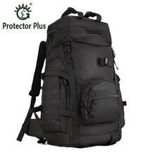 Protector Plus de Escalada Al Aire Libre Táctico Militar Mochilas Deporte Que Acampa Yendo Trekking Commuting Solo Bolso de Hombro