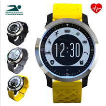 Heißer Sport Schwimmen Wasserdichte Bluetooth Smartwatch F69 Pulsometer Smart Uhren Für IOS Android Herzfrequenzmesser Uhren