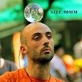 Fuuny Gadgets 90mm Crystal Ultra Clear Acrylic Ball Manipulation Juggling Magic props 1pcs mentalismo juegos magic tricks 81296