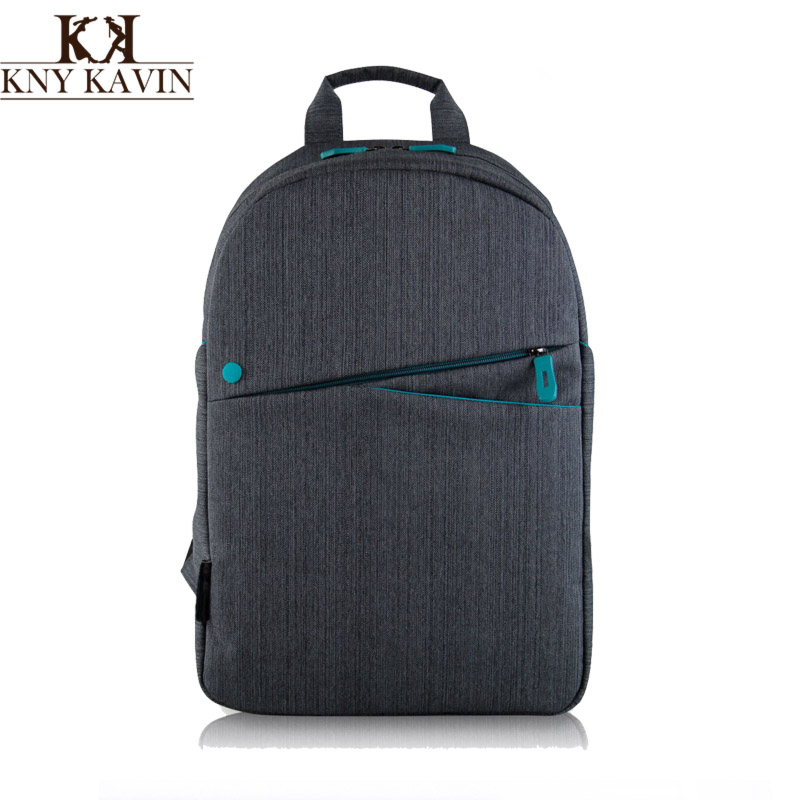 KNY KAVIN Men Backpacks Bolsa Mochila for Laptop 15 Inch 15.6 Inch Notebook Computer Tablet Bags Male Backpack School Rucksack