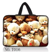 Lovely Bears Netbook Laptop Sleeve Case Carry Bag For 13