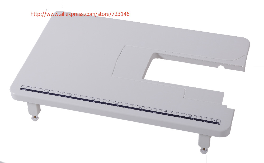 2016 New Brother Sewing Machine Extension Table FOR Brother XL5500/5600  Brother LS2160  BC, BM, ES, FS, MS, CS, XL Etc..