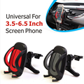 Universal Stand Car Holder For 3.5-6.5 Inch Screen Phone Car Air Vent Mount Holder Car Stand For Your Mobile Phones Holders