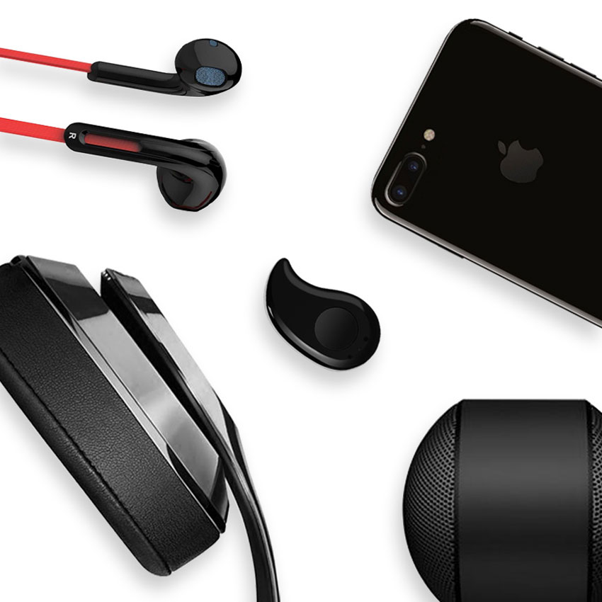 mini wireless bluetooth earphones invisible earbuds. Black Bedroom Furniture Sets. Home Design Ideas