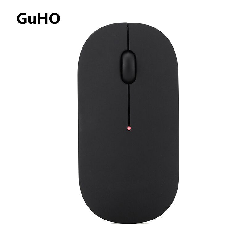 GuHO Bluetooth 4.0 Wireless Mouse 2.4GHz Silent Mute Dual Mode Mice 1200DPI Ajustable USB Receiver Optical Mouse For Computer PC