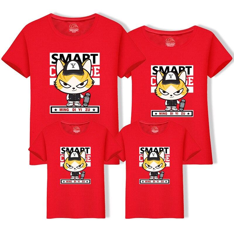 Rodzina Dopasowanie T Shirt dla Mamy Ojciec Big Brother Little Sister - Ubrania dziecięce - Zdjęcie 3