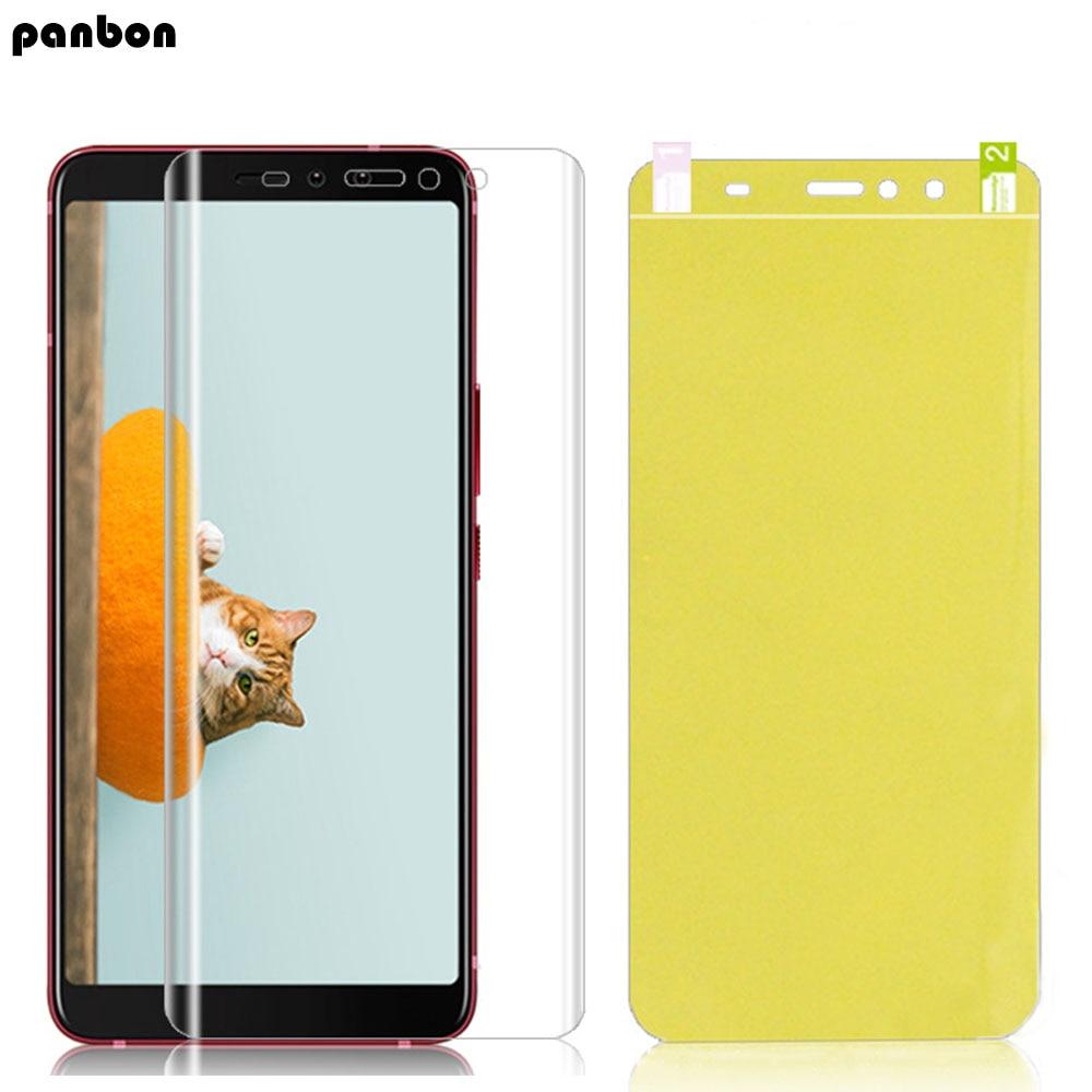 3D Soft Hydrogel Nano Film For HTC U11 Plus Eyes U Ultra Screen Protector For HTC U12 Plus Lite  Soft TPU Nano Film (not Glass)
