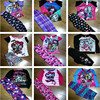 Monster Brand Girl Pajama Sets Princess Pyjamas Kids Pajama Infantil Sleepwear Home Cartoon Cotton Baby Girls
