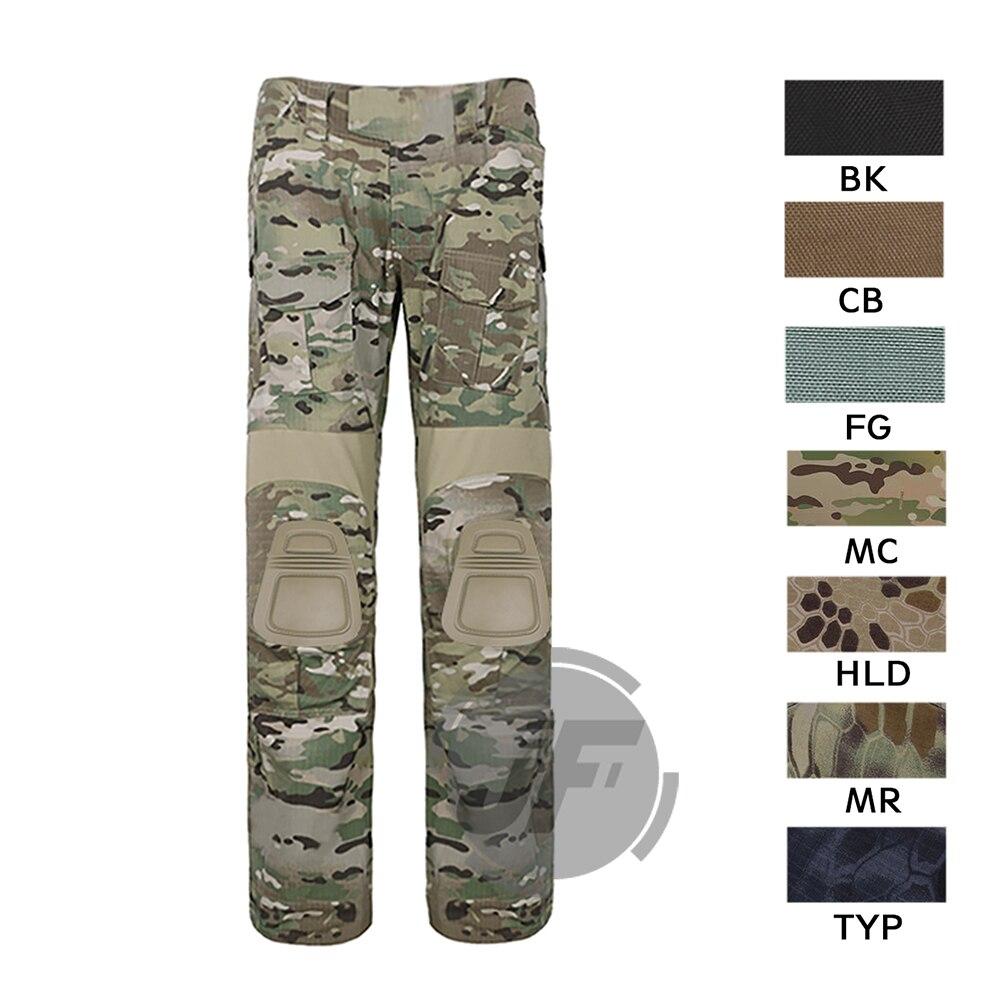 Tactical Emerson BDU G2 Combat Pants Emersongear CP Style Battlefield Trousers Assault Uniform w/ Knee Pads Coyote Brown цена 2017