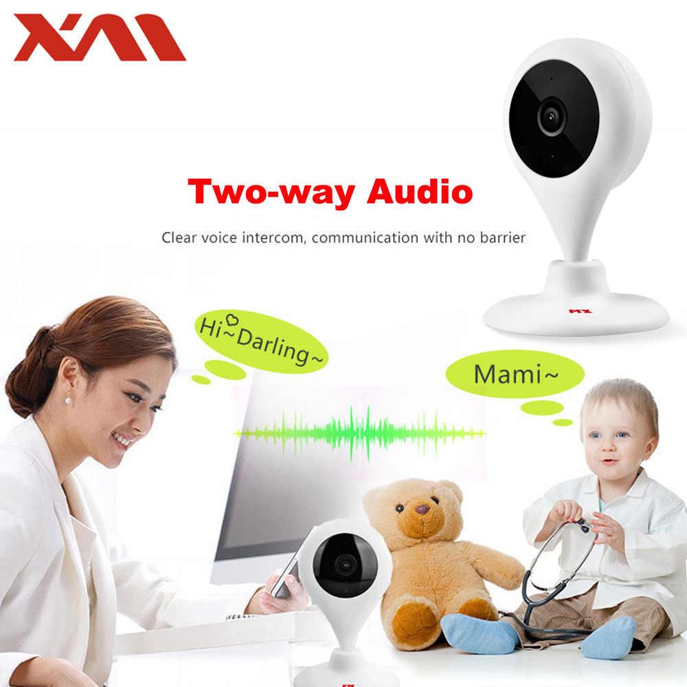 Hause Smart WiFi Ip-kamera Drahtlose 1080 P 2MP Hohe Qualität Überwachungskamera WiFi Haus Schutz Monitor Videokamera IR SD Slot