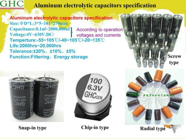 400 volts 2200 microfarad electrolytic capacitor