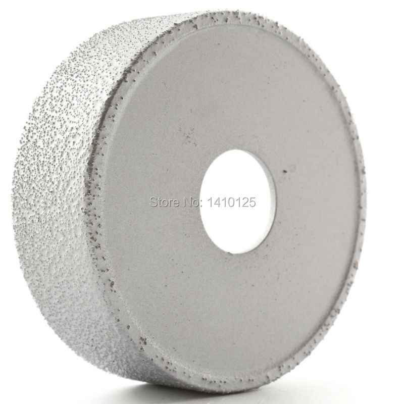 3 inch 73mm Grit 60 Coarse Width 30mm Diamond Grinding Wheel BRAZED Lapidary Tools for Stone Angle Grinder 6 inch lapidary concave arc diamond coated grinding wheel grind spherical 6 mm ilovetool