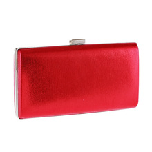 Small Mini Women's Evening Bags Gold Glittered Clutch Handbags Ladies's Party Purse Banquet Package Girls Shoulder Bag Gift Red